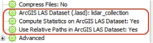 ArcGIS .lasd