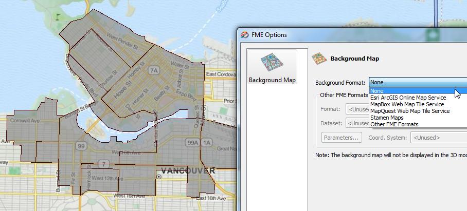 bg maps