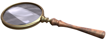 smaller magnifying glass
