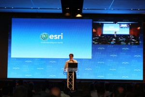 Esri Keynote from Ismael Chivite