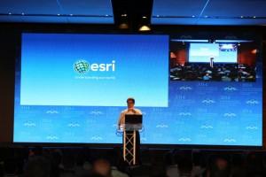 Esri Keynote from Ismael Chivite