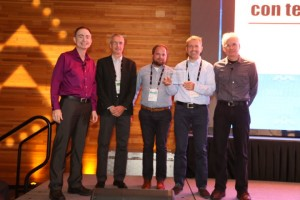 The 2013 Partner of the Year went to con terra GmbH.