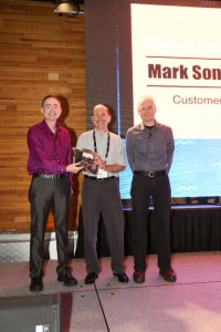 FME Customer Zero, Mark Sondheim, Acknowledged at the FME UC