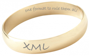 XML: One format to rule them all!