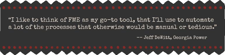 Quote Jeff DeWitt