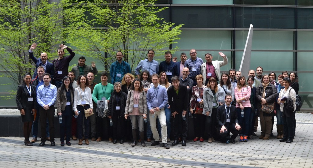 Madrid FME World Tour group. Photo courtesy of Benjamin Quest, con terra.