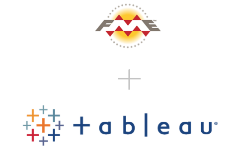 FME and Tableau