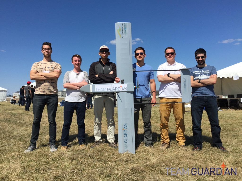 SFU's Unmanned Aerial Vehicle Team: Team Guardian