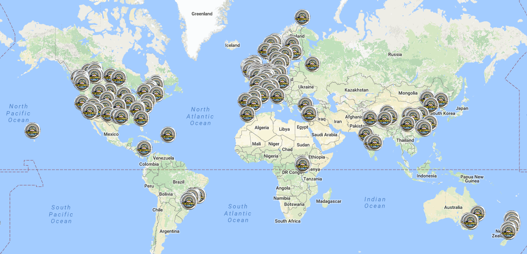 FMECoin contest map
