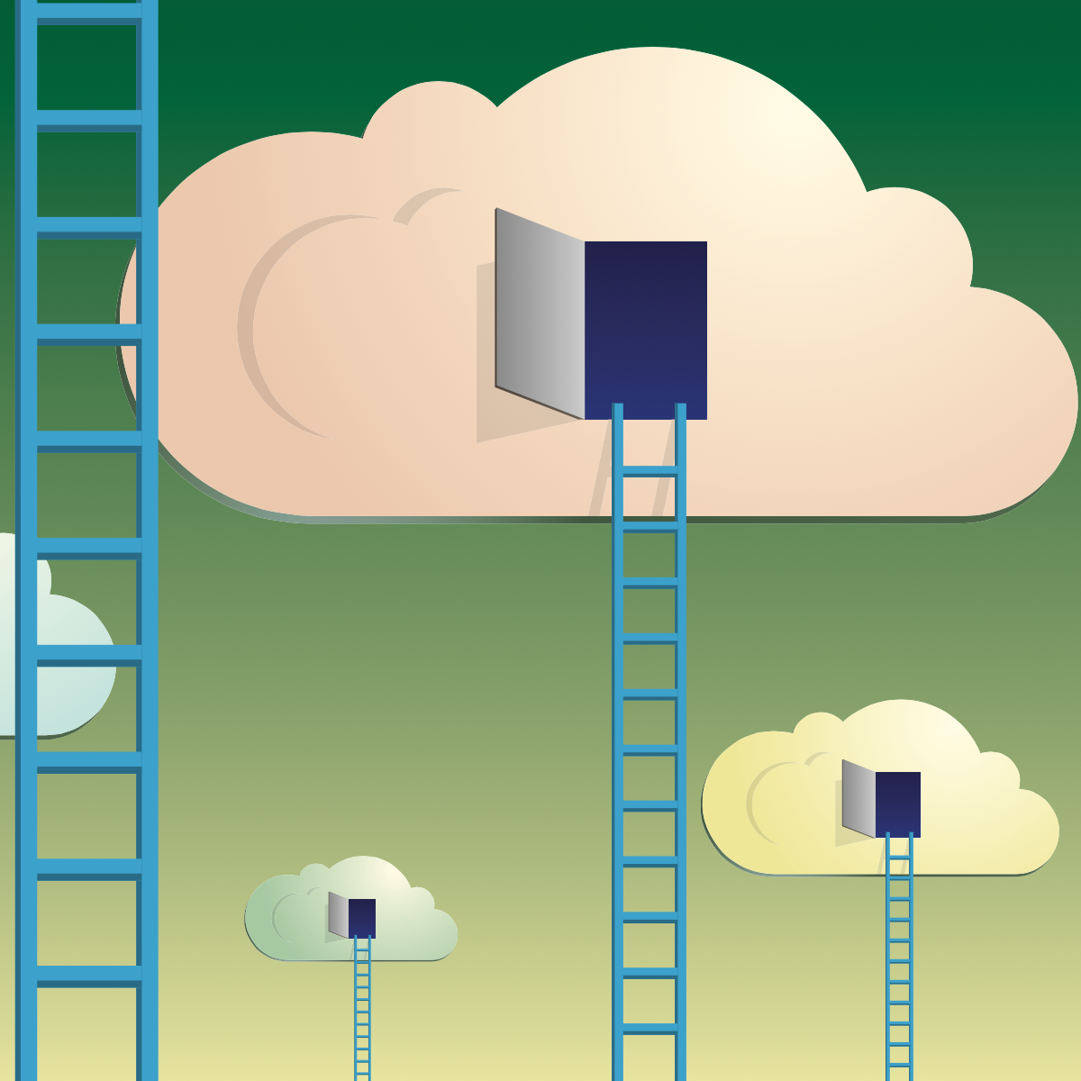 How to Upload Big Data to the Cloud