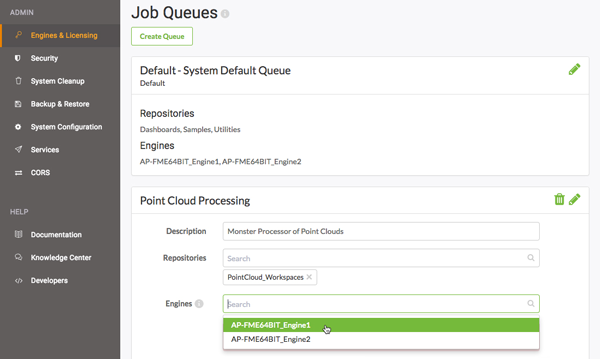 FME Server Job Queues