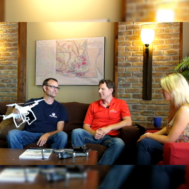 Episode 5: Coders on Couches Drinking Coffee – Drones